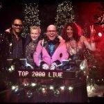 Kerst DJ Partyjock Dimitri Visch (Lex Hilarisch) van DiscoRoyaal.nl