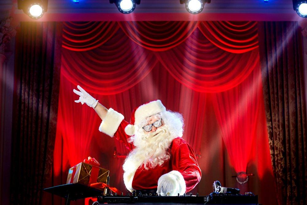 Kerstfeest? DJ Nodig?