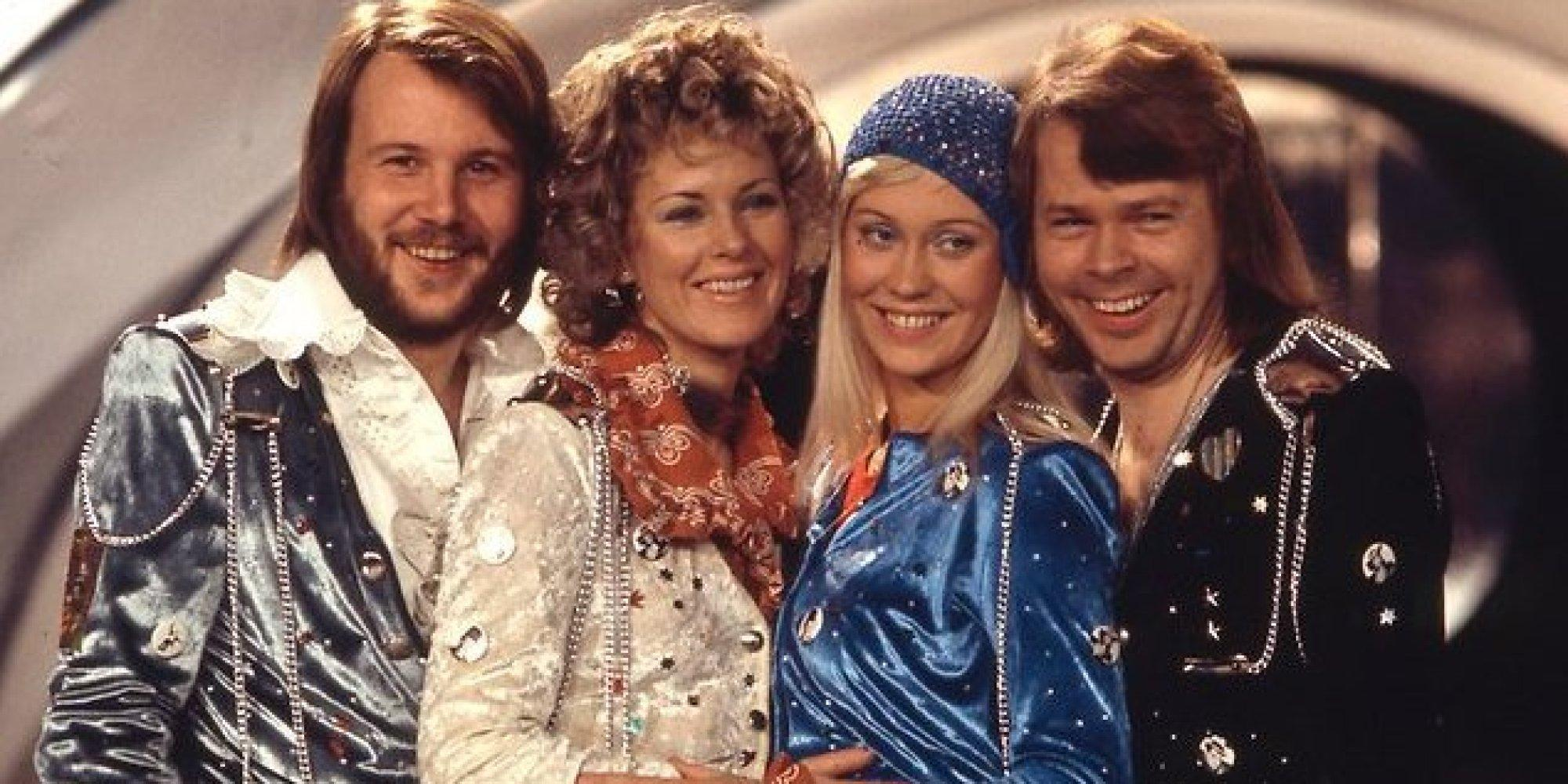 ABBA de guilty pleasure van Disco Royaal