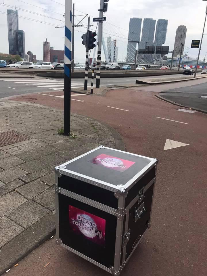 DJ Rotterdam Disco Royaal DJ in Rotterdam